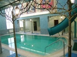 Оздоровительный комплекс Водный рай